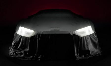 Tajemnicze Audi R8