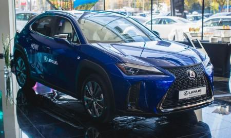 Lexus UX jest już w Polsce