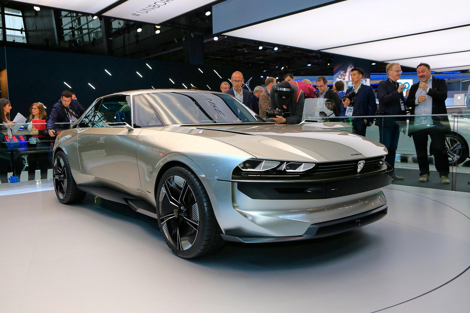 Peugeot e-Legend trafi do produkcji?