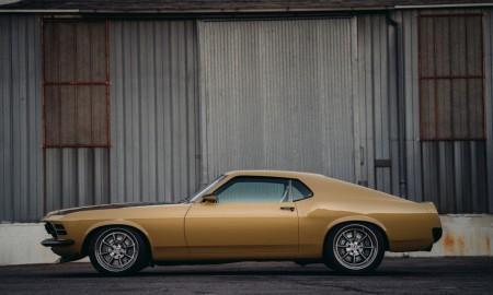 Niepowtarzalny Mustang