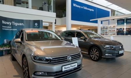 Wyprzedaż rocznika 2018 w salonach Volkswagena