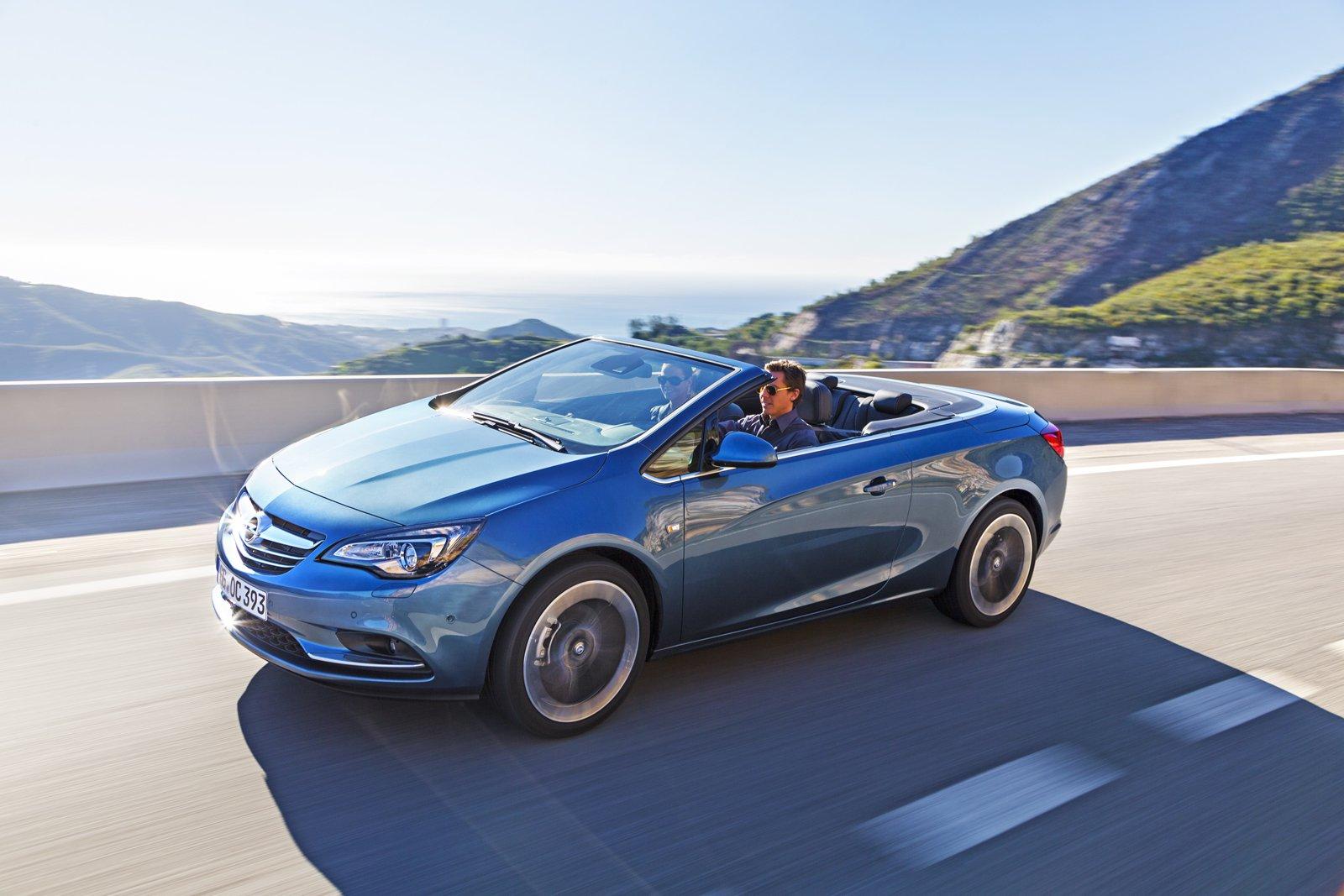 Opel zrezygnuje z trzech modeli do 2019 r.
