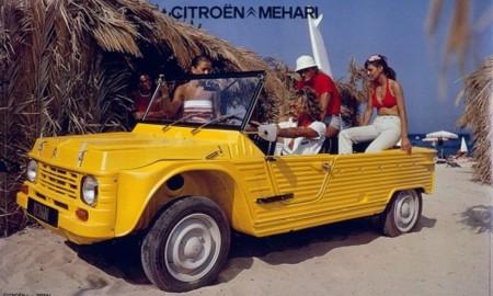Citroën Méhari i E-Méhari