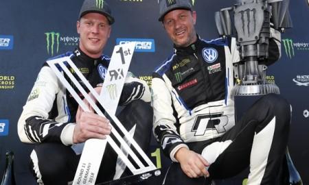 Zespół PSRX Volkswagen Szwecja Mistrzami Świata FIA w Rallycrossie
