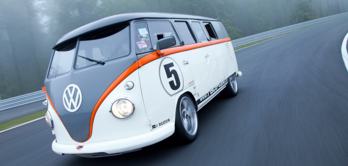 VW T1 Race Taxi – Szalony bus