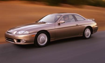 SC – klasyczne coupe Lexusa