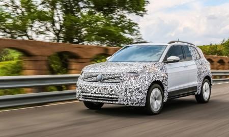 VW T-Cross – Przed premierą
