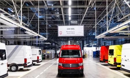 100.000 aut wyprodukowanych w fabryce we Wrześni