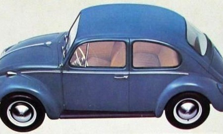 Garbaty klasyk – VW Garbus