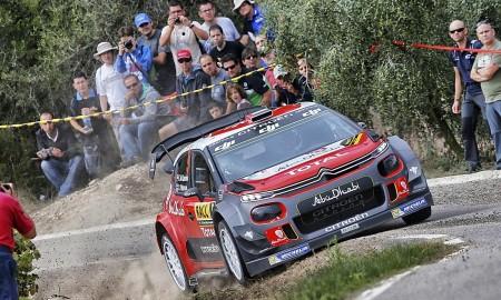 Rajd Hiszpanii – Trzeci występ Loeba
