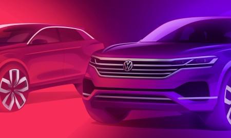 Volkswagen stawia na SUV-y