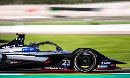 Debiut Nissana na torze Formuły E
