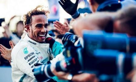 Lewis Hamilton z piątym tytułem mistrza