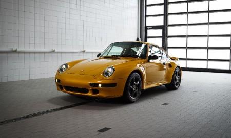"""""""Projekt Gold"""" Porsche Classic sprzedany za 2,7 mln euro"""