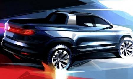 Nowy pickup VW?