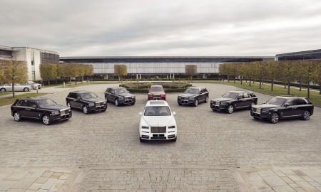 Rolls-Royce Cullinan dla pierwszych klientów w Wielkiej Brytanii