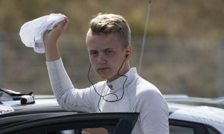 15-letni Polak na francuskim torze Paul Ricard