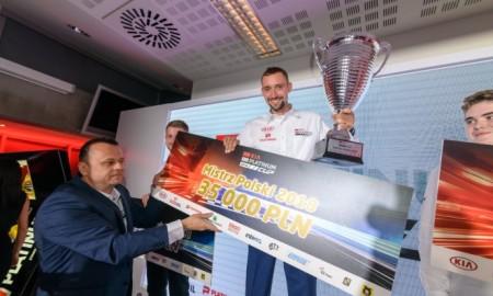 Ile zarobił Mistrz Polski Kia Platinum Cup?