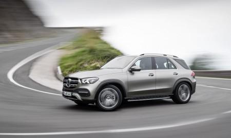 Nowy Mercedes GLE w sprzedaży