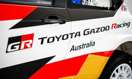 Toyota tworzy nowy zespół rajdowy