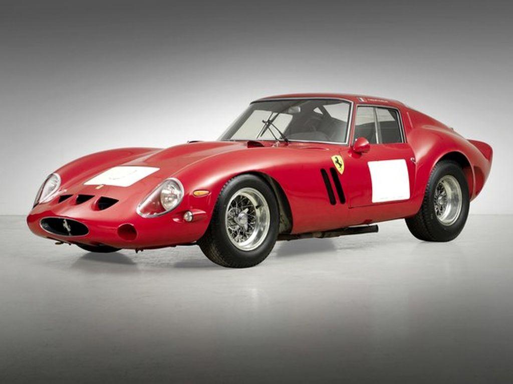 Najdroższe Ferrari