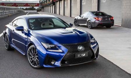 Kolejne Lexusy z serii F hybrydami?