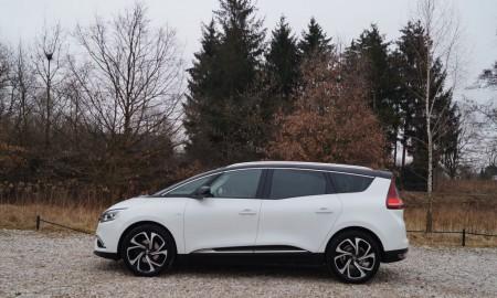 Renault Grand Scenic 1,6 dCi 130 KM 6MT – Większy brat…