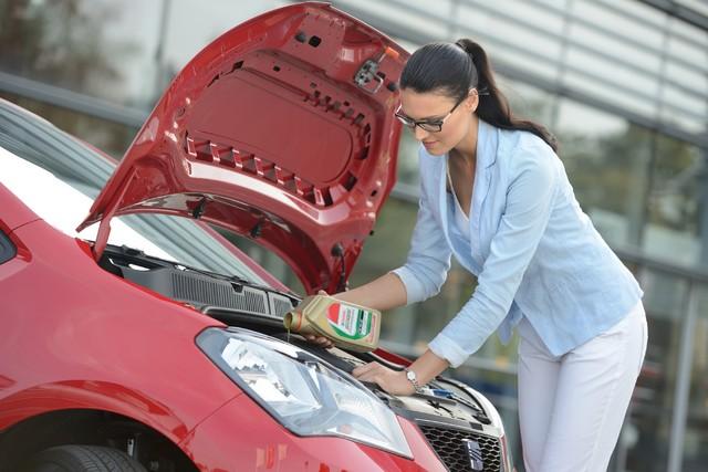 Jakie czynności przy samochodzie Polacy wykonują samodzielnie?