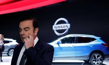 Nissan chce usunięcia Carlosa Ghosna z fotela szefa wielkiego prezesa