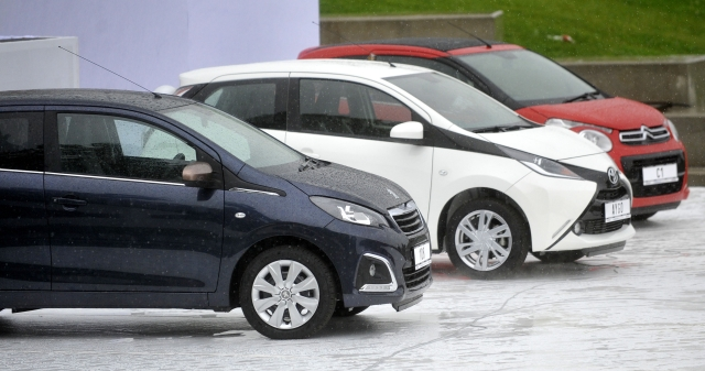 Toyota i PSA zakończą wspólną produkcję małych aut