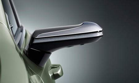 Lexus z kamerami zamiast lusterek również w Polsce?