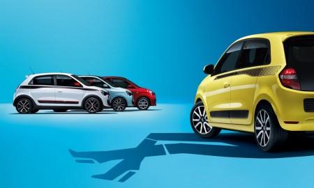 Małe samochody Renault