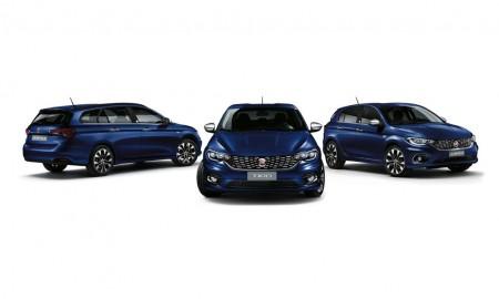 Fiat wzbogaca gamę modelu Tipo