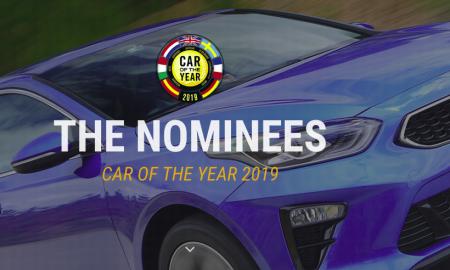 Car of the Year 2019 - Finałowa siódemka