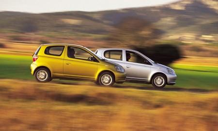 Toyota Yaris I (1999-2005)