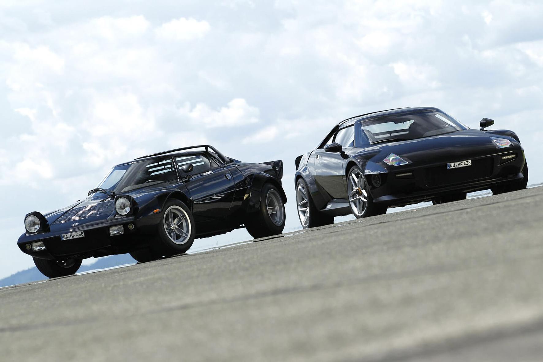 Lancia Stratos – Powrót po latach