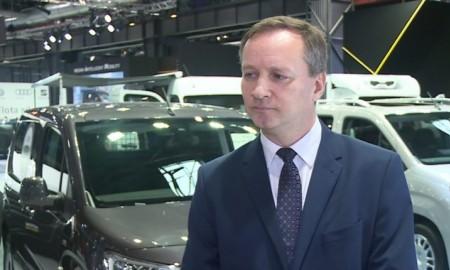 Rynek samochodów dostawczych notuje ponad 11-proc. wzrost