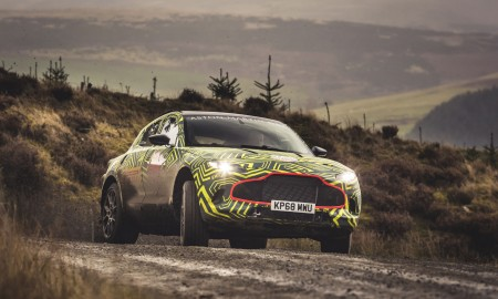 Aston Martin DBX – Czas na SUV-a