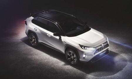 Toyota rozpoczęła przedsprzedaż nowego RAV4