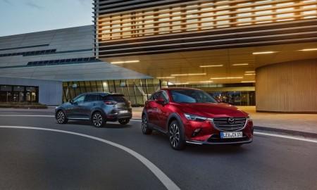 Mazdy CX-5 i CX-3 na czele sprzedaży marki w Polsce w 2018 roku