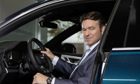 Bram Schot nowym prezesem zarządu Audi AG
