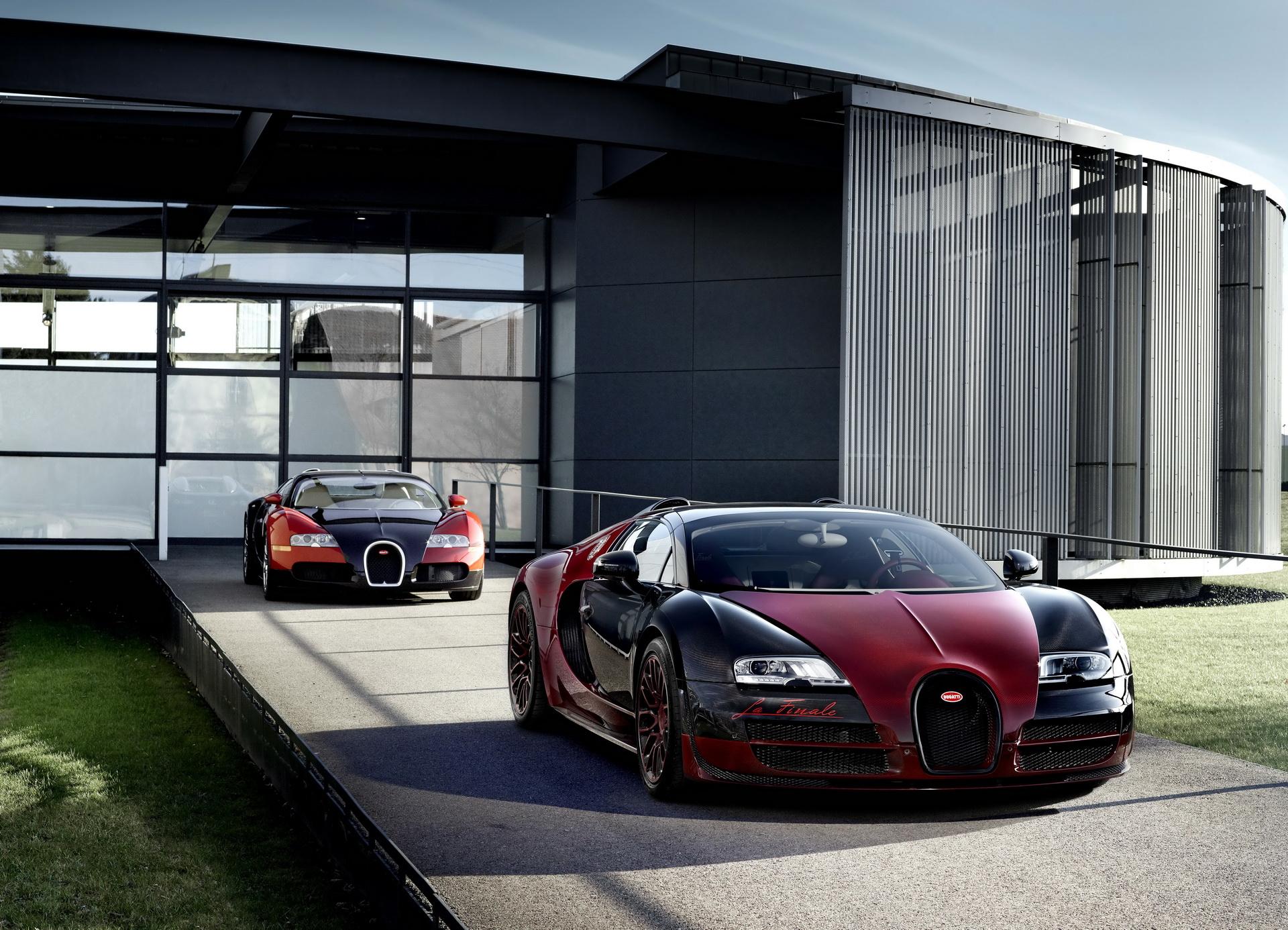 Wymiana Opon Veyron