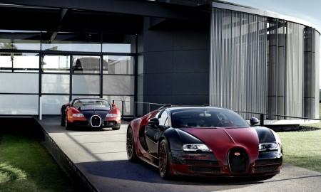Bugatti Veyron i niebotyczne ceny części