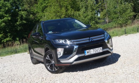 Mitsubishi Eclipse Cross 1,5 Turbo Intense Plus 163 KM AWD CVTi – Inny niż inne?