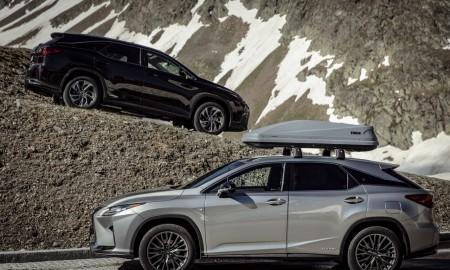 Odświeżony Lexus RX już na wiosnę?