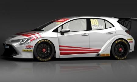 Nowa Toyota Corolla w wyścigach BTCC