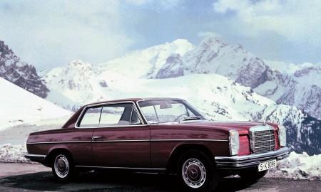 Mercedes W 114 – Styl i elegancja