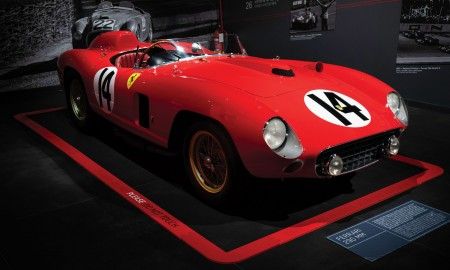 Ferrari 290 MM sprzedane za 22 mln dolarów
