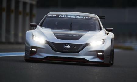 Nissan Leaf Nismo RC – Z podwójną mocą