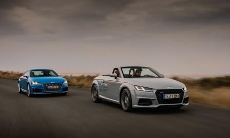 Audi TT – Mocniejsze silniki, choć bez Diesla